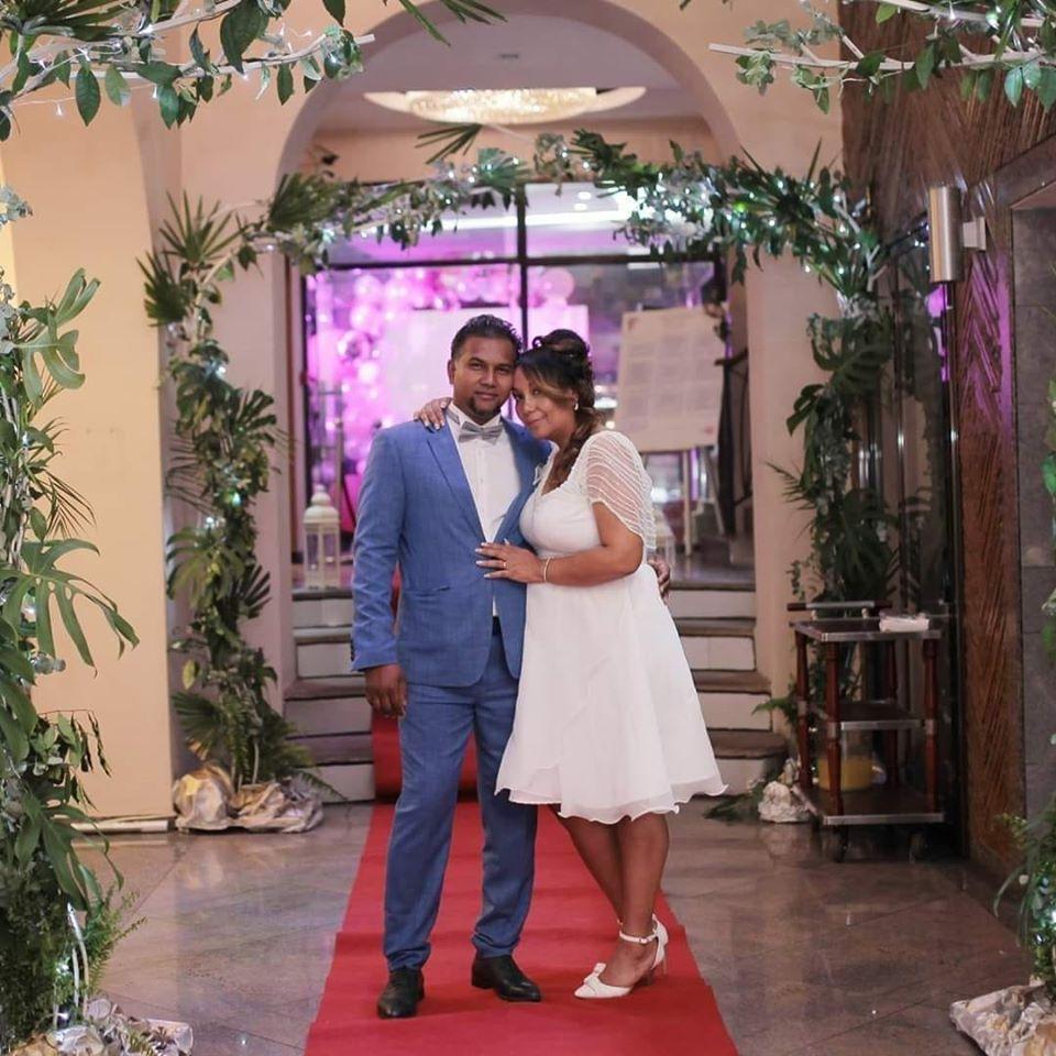 Mariage célébré au Havana Resort – Restaurant la vanilla