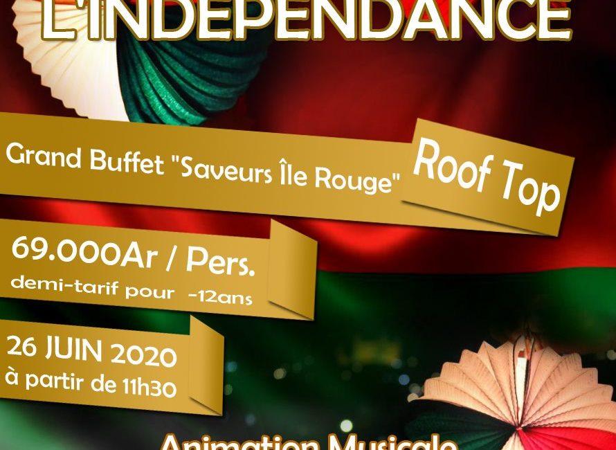 🇲🇬 Fête de l'Indépendance 🇲🇬
