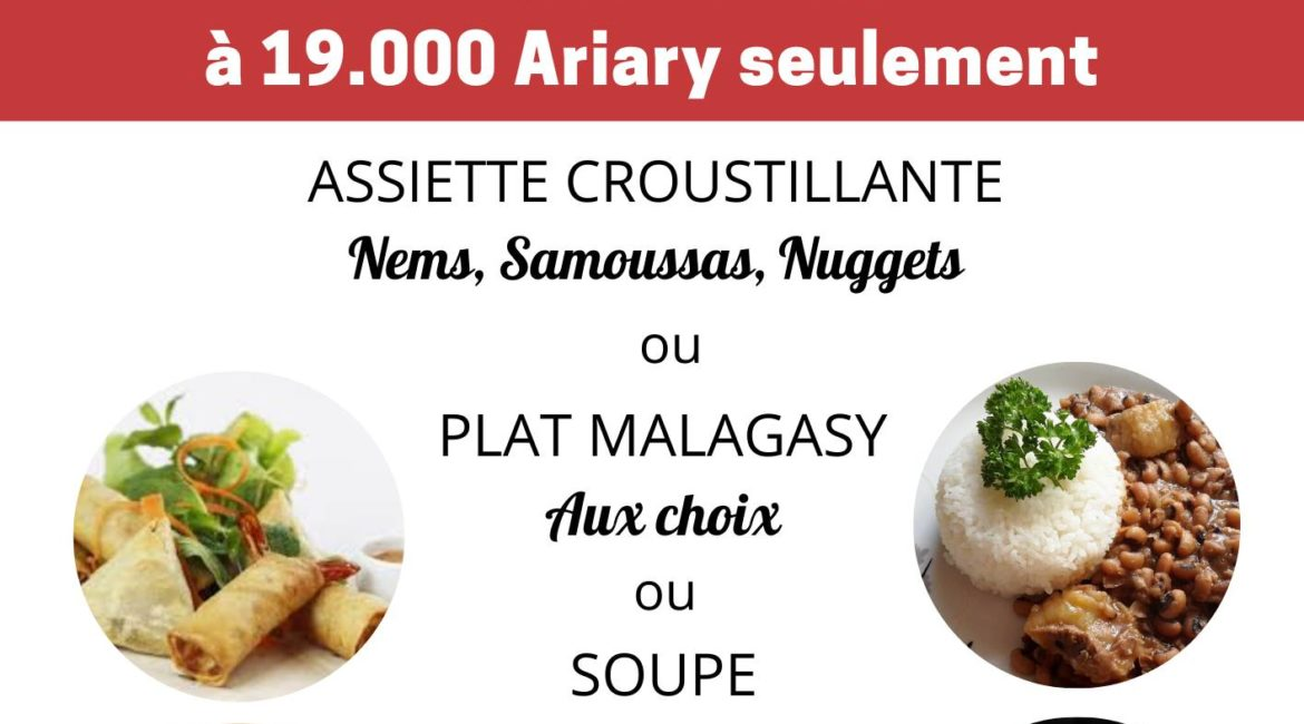 ‼️ Offre Promo à 19.000 Ariary seulement ‼️