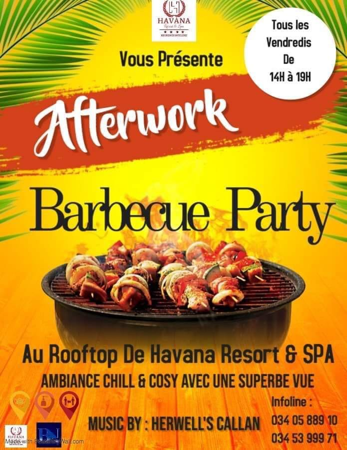 ‼️ Afterwork Chill & Cosy ‼️