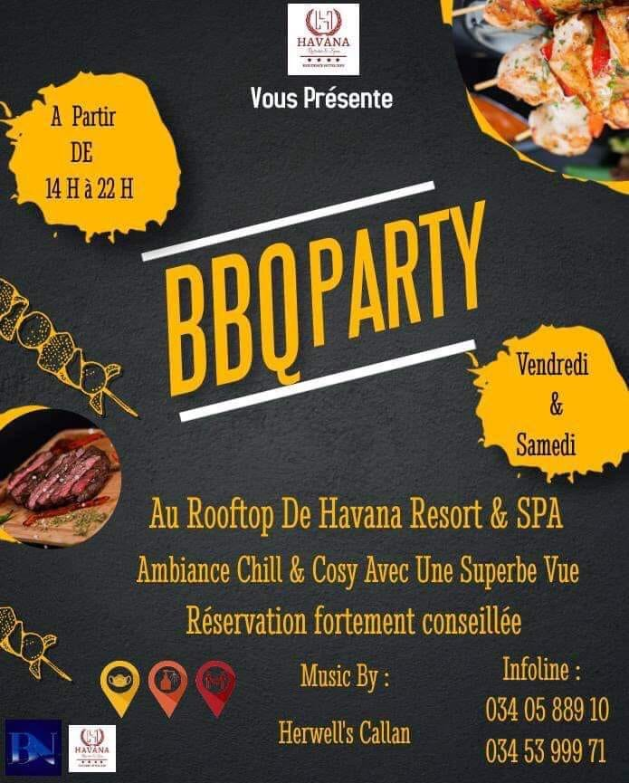 ‼️ Afterwork ~ Barbecue Party ‼️