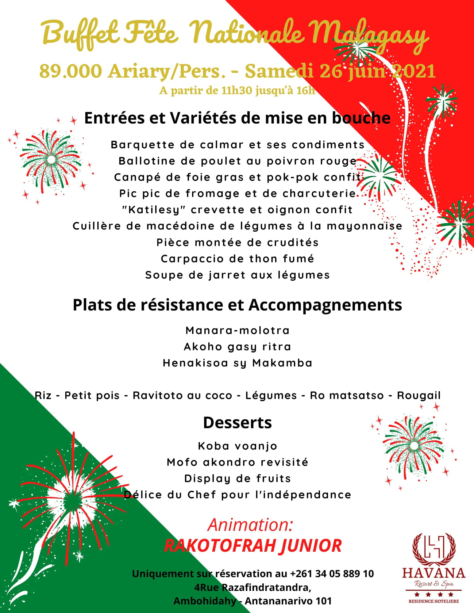 🇲🇬‼️ Fête Nationale Malagasy ‼️🇲🇬